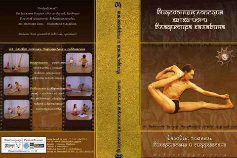 4. Викаршасана и сиддхаасана. Хатха-йога для начинающих, Хатха-йога видео скачать бесплатно