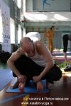 Хатха-йога для начинающих в Петрозаводске-21