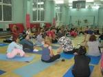 Фоторепортаж семинара Владимира Калабина по Хатха-йоге в Омске.3