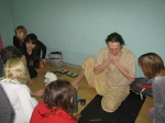 Фоторепортаж семинара Владимира Калабина по Хатха-йоге в Омске.8