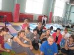 Фоторепортаж семинара Владимира Калабина по Хатха-йоге в Омске.11