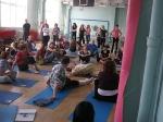 Фоторепортаж семинара Владимира Калабина по Хатха-йоге в Омске.14