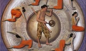 Чандра Намаскар. Первая ступень Лунных Кругов