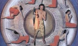 Сопоставление Сурья Намаскар и Чандра Намаскар
