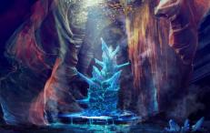 Пещера мин