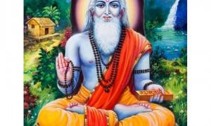 Индийский мудрец