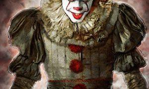 малый клоун