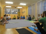 семинар по хатха-йоге Владимира Калабина в Челябинске-3