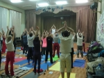 семинар Владимира Калабина по Хатха-Йоге в Красноярске-18